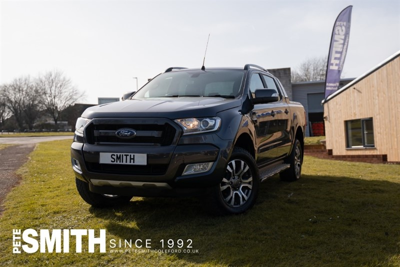 used Ford Ranger 3.2 WILDTRAK 4X4 DCB TDCI AUTO SIMILAR WANTED PLEASE CALL IF YOU WANT TO SELL in forest-of-dean-gloucestershire
