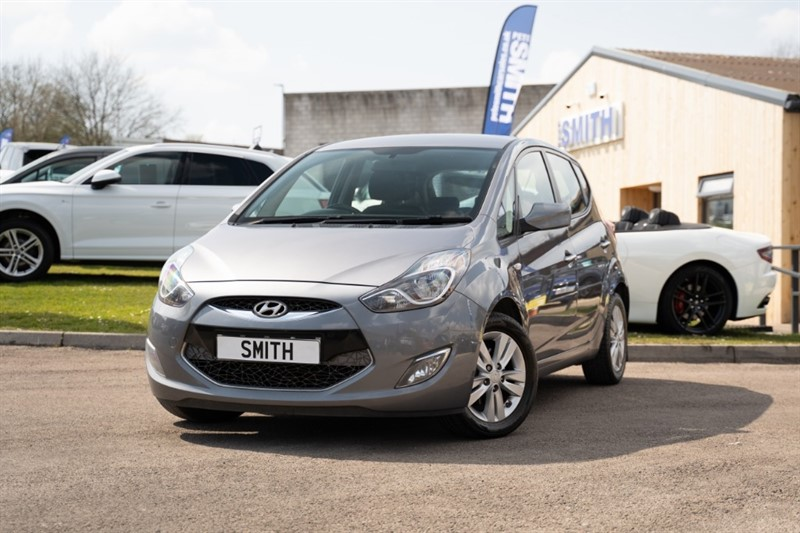 used Hyundai ix20 1.4 ACTIVE 5 DOOR SPACIOUS HATCHBACK 2014/14 in forest-of-dean-gloucestershire