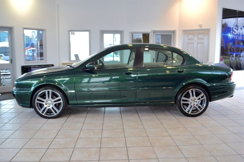 used Jaguar X-Type 2.2 SPORT TD in forest-of-dean-gloucestershire