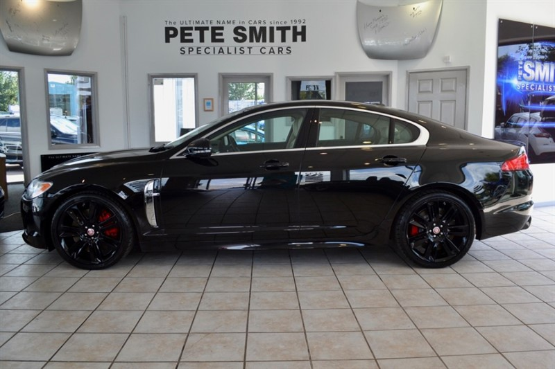 used Jaguar XF 5.0 V8 R STRATSTONE LE MANS EDITION NO 47 OF ONLY 50 BUILT  WITH ONLY 35000 MILES 2010/60 in forest-of-dean-gloucestershire