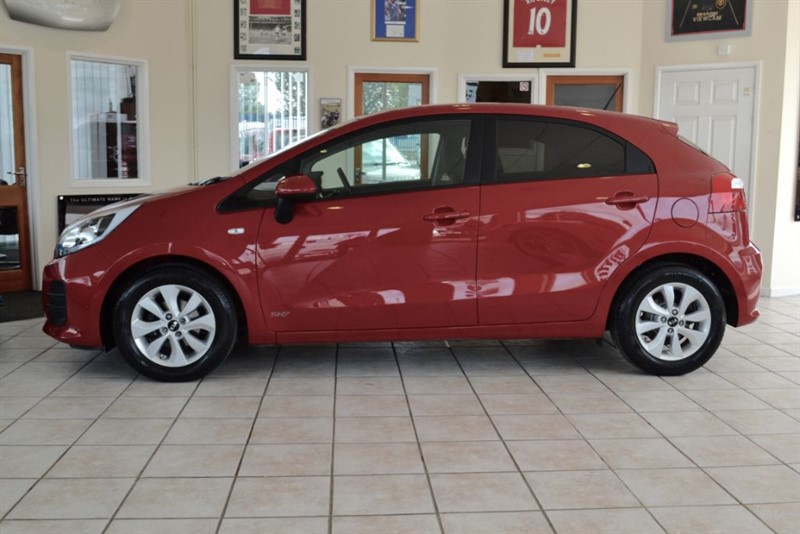 used Kia Rio SR7 1.2 ONE OWNER ONLY 16000 MILES ONLY £30 ROAD  TAX in forest-of-dean-gloucestershire