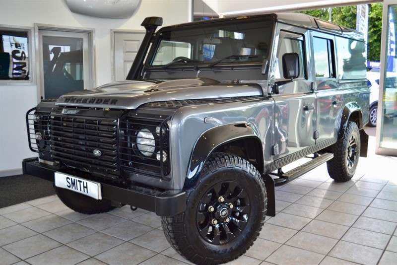 used Land Rover Defender 2.2 TD 110 XS 5 DOOR UTILITY WAGON 2014/64 in forest-of-dean-gloucestershire