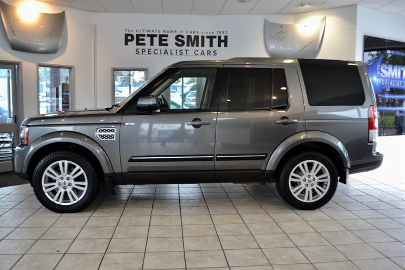 used Land Rover Discovery XS 3.0 SDV6 COMMERCIAL 2013/63 FULL LEATHER TRIM NAVIGATION £20995 PLUS VAT in forest-of-dean-gloucestershire