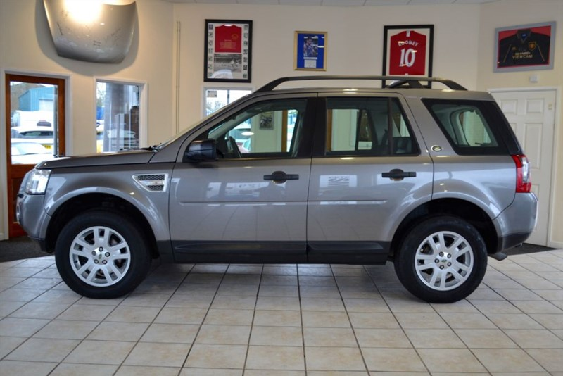 used Land Rover Freelander TD4 XS in forest-of-dean-gloucestershire