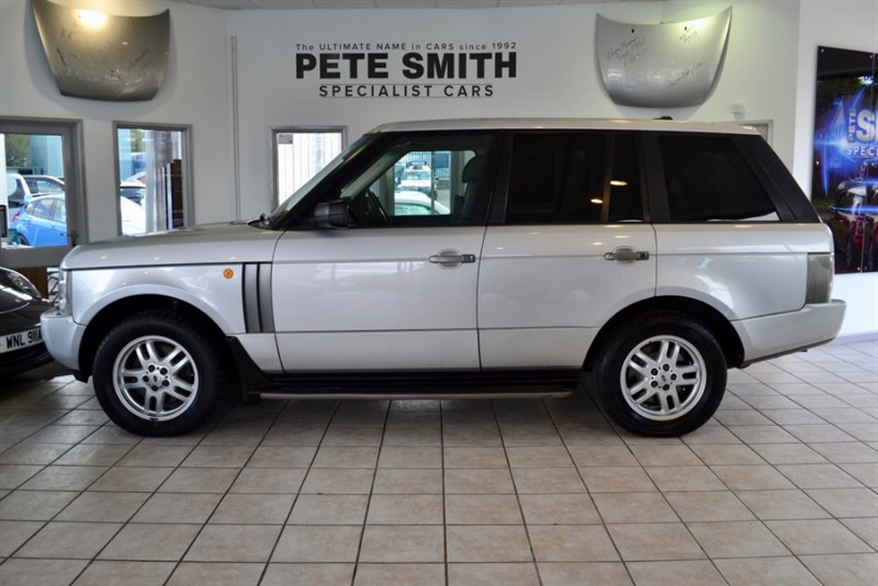 used Land Rover Range Rover 3.0 TDV6 VOGUE 1 OWNER FROM NEW 2005/05 in forest-of-dean-gloucestershire