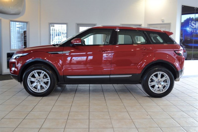 Land Rover Range Rover Evoque for sale