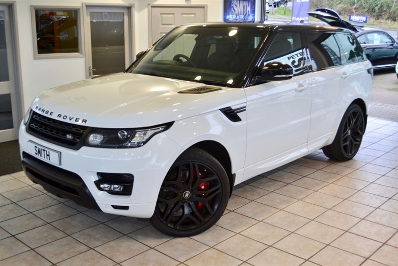 used Land Rover Range Rover Sport 3.0 SDV6 HSE DYNAMIC WITH PANORAMIC ROOF 22