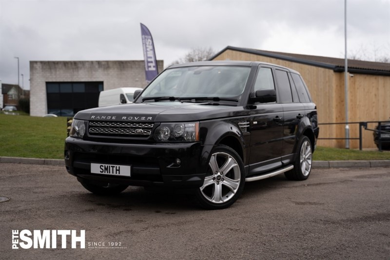 used Land Rover Range Rover Sport 3.0 SDV6 HSE BLACK EDITION JUST ARRIVED COMING SOON 2013/13 in forest-of-dean-gloucestershire