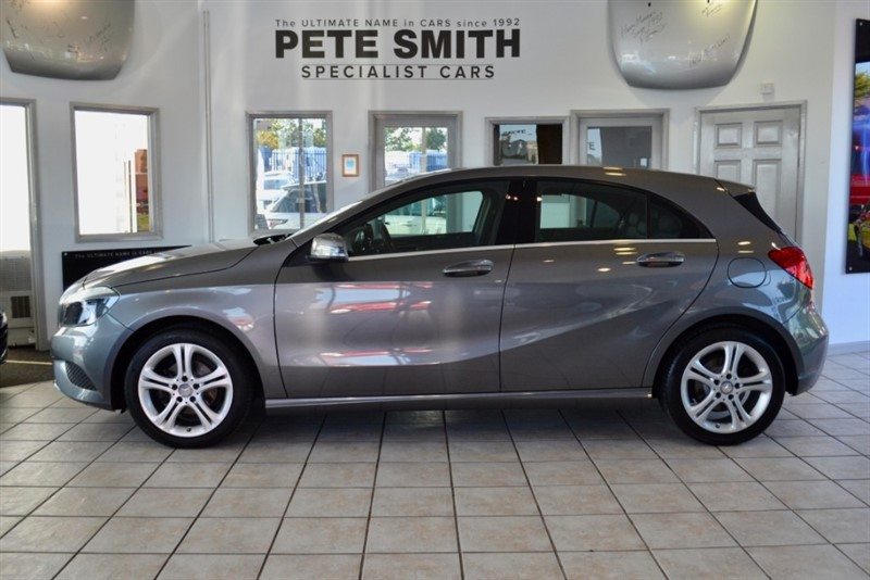 used Mercedes A180 1.5 CDI SPORT EDITION 5 DOOR WITH NAVIGATION ONLY 29000 MILES 2015/65 in forest-of-dean-gloucestershire