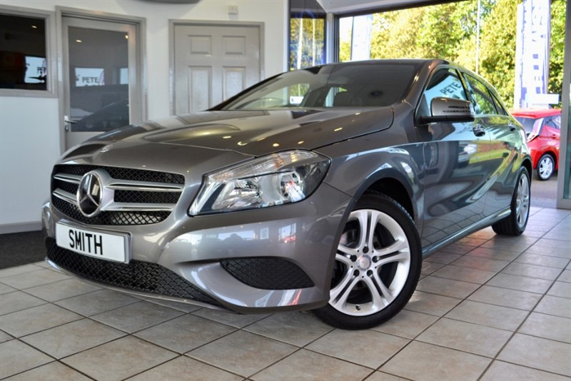 used Mercedes A180 CDI SPORT EDITION in forest-of-dean-gloucestershire