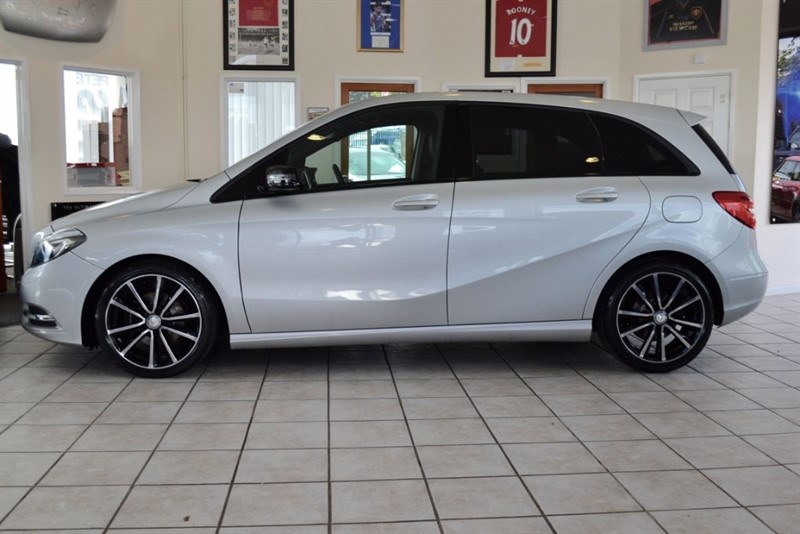used Mercedes B180 1.6 BLUEEFFICIENCY SPORT in forest-of-dean-gloucestershire