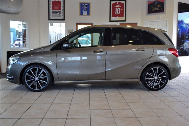 Mercedes B220 CDI for sale