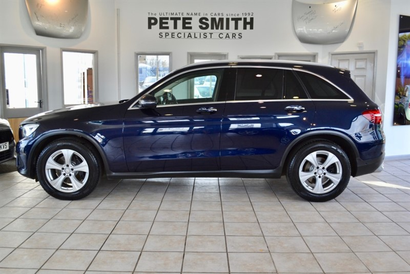 used Mercedes GLC220 GLC 220 D 4MATIC SPORT PREMIUM PLUS ONE OWNER FROM NEW 2015/65 in forest-of-dean-gloucestershire
