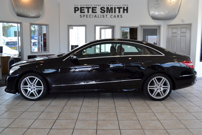 used Mercedes E250 2.2 CDI BLUEEFFICIENCY S/S SPORT WITH AMG STYLING 2013/13 in forest-of-dean-gloucestershire