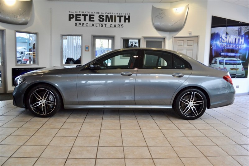 used Mercedes E43 AMG E43 4MATIC SALOON 2017/17 in forest-of-dean-gloucestershire