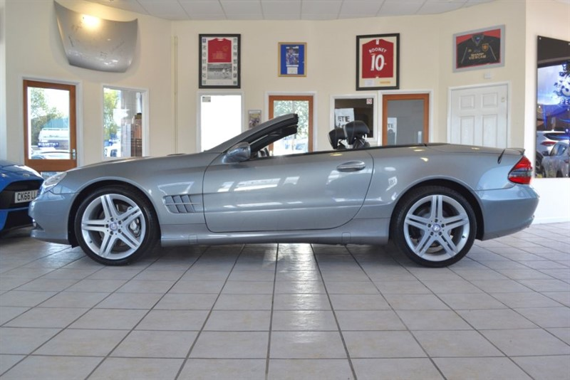 used Mercedes SL 3.0 SL300 CONVERTIBLE in forest-of-dean-gloucestershire