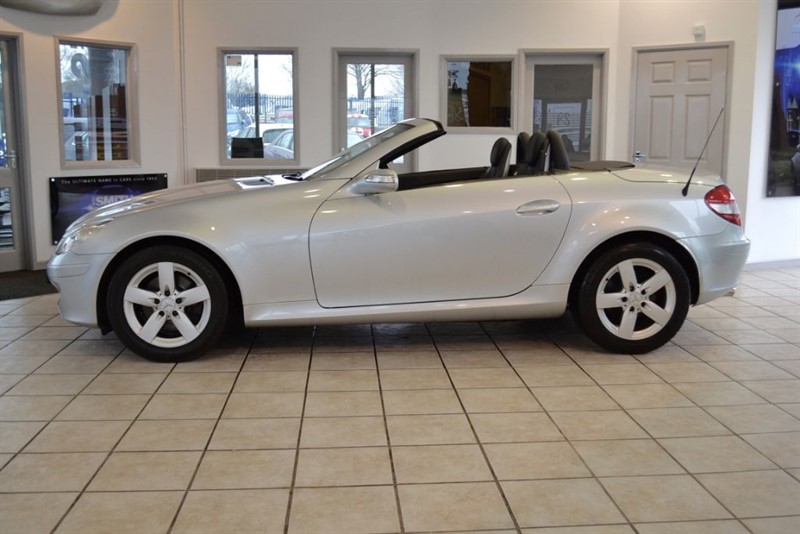 used Mercedes SLK 3.0 SLK280 CONVERTIBLE in forest-of-dean-gloucestershire