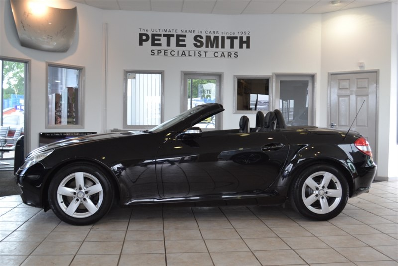 used Mercedes SLK280 3.0 V6 CONVERTIBLE COMPLETE WITH FULL SERVICE HISTORY in forest-of-dean-gloucestershire