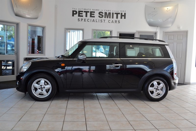 used MINI Clubman 1.6 COOPER CLUBMAN 2010/60 in forest-of-dean-gloucestershire