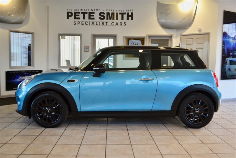 used MINI Cooper 1.5 COOPER D COMPLETE WITH FULL MINI SERVICE HISTORY 2016/16 in forest-of-dean-gloucestershire