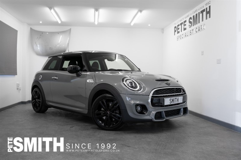 used MINI Cooper S 2.0 JOHN COOPER WORKS SPORT **SPECIAL EDITION 189BHP** ONE OWNER 2020/20 in forest-of-dean-gloucestershire
