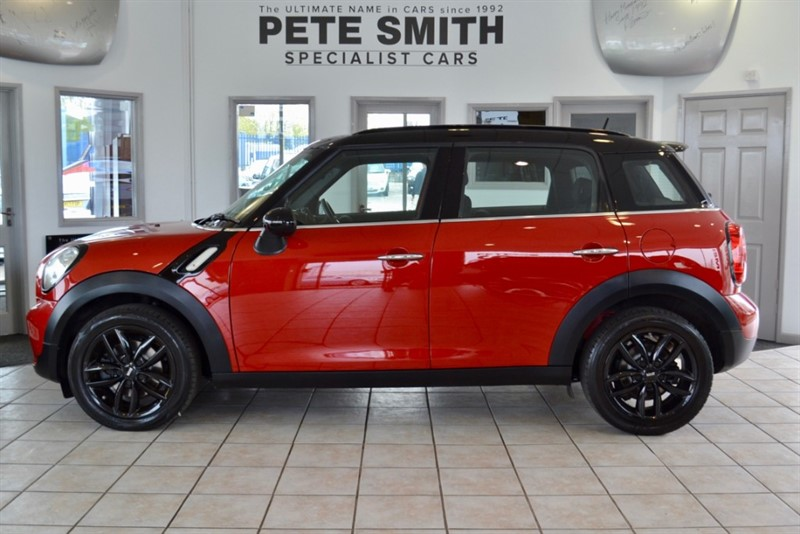 used MINI Countryman 1.6 COOPER D 5 DOOR 2015/15 in forest-of-dean-gloucestershire