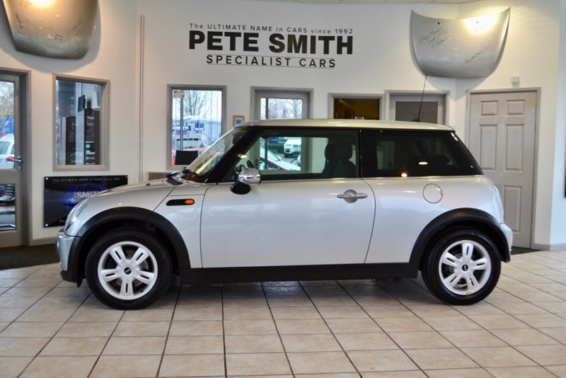 used MINI One 1.6 ONE 3 DOOR HATCHBACK 2006/56 in forest-of-dean-gloucestershire