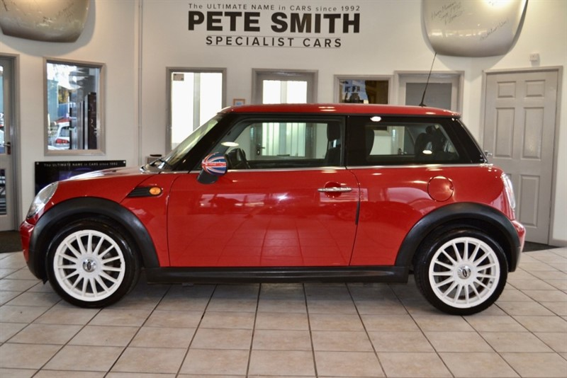used MINI One 1.4 ONE 3 DOOR HATCHBACK PART EXCHANGE TO CLEAR!! 2008/08 in forest-of-dean-gloucestershire