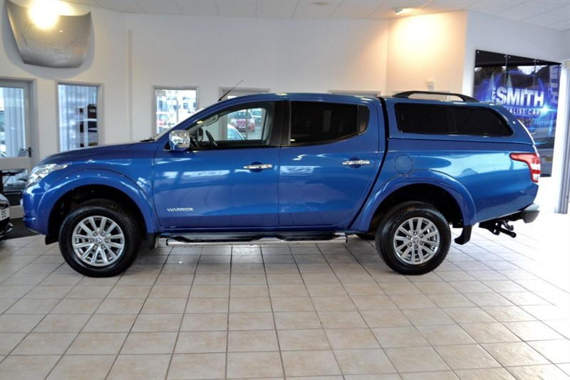 Mitsubishi L200 for sale