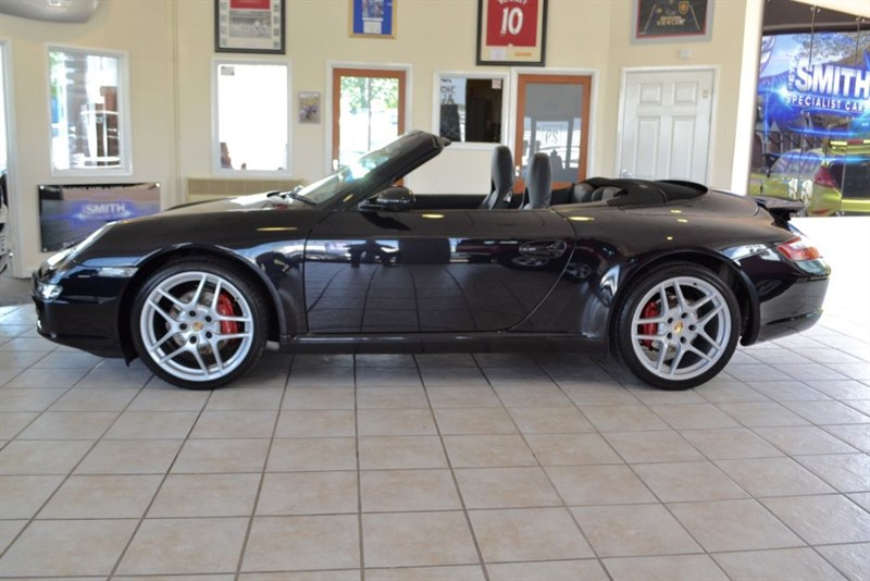 used Porsche 911 CARRERA 2 3.6 CABRIOLET in forest-of-dean-gloucestershire