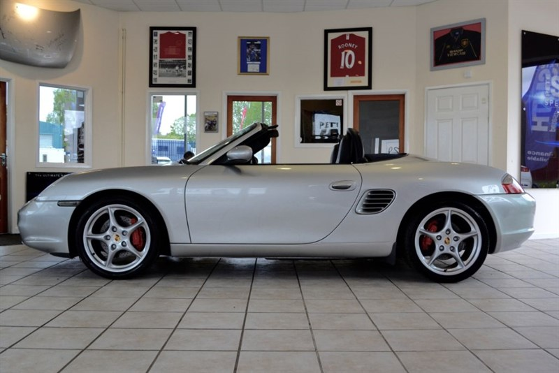 used Porsche Boxster 3.2 S 24V IN GREAT CONDITION WITH SERVICE HISTORY in forest-of-dean-gloucestershire