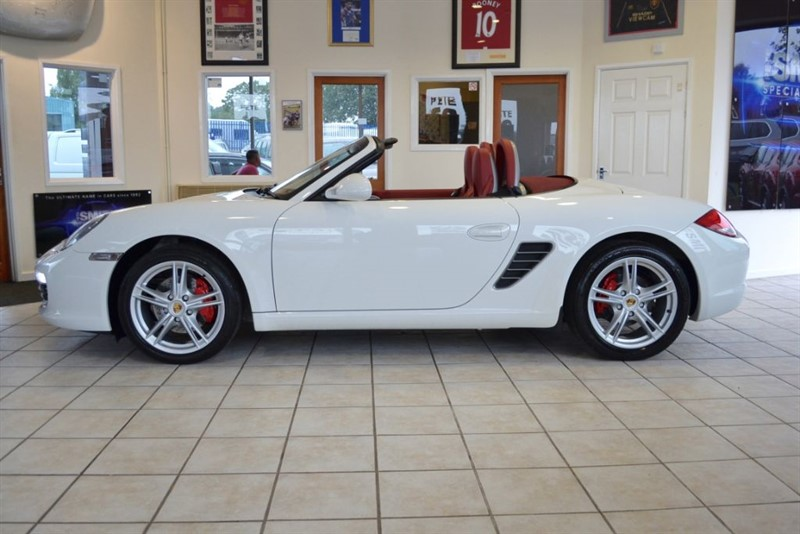 used Porsche Boxster 3.4 24V S PDK WITH GREAT SPECIFICATION in forest-of-dean-gloucestershire