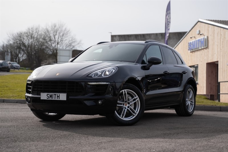 used Porsche Macan 3.0 D S PDK 5 DOOR PANORAMIC ROOF FULL SERVICE HISTORY  2014/64 in forest-of-dean-gloucestershire