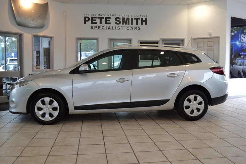 used Renault Megane 1.5 EXPRESSION DCI ECO ESTATE 2011/11 PART EXCHANGE CAR PRICED TO CLEAR in forest-of-dean-gloucestershire