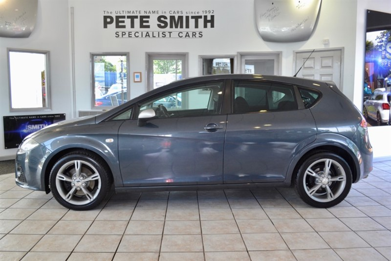 used SEAT Leon 2.0 TDI FR 2007/57 in forest-of-dean-gloucestershire