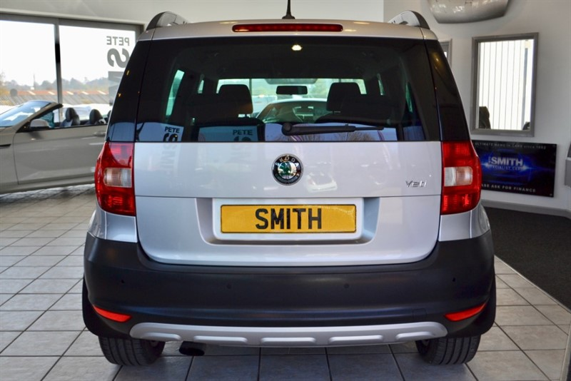 used brilliant silver skoda yeti for sale gloucestershire. Black Bedroom Furniture Sets. Home Design Ideas