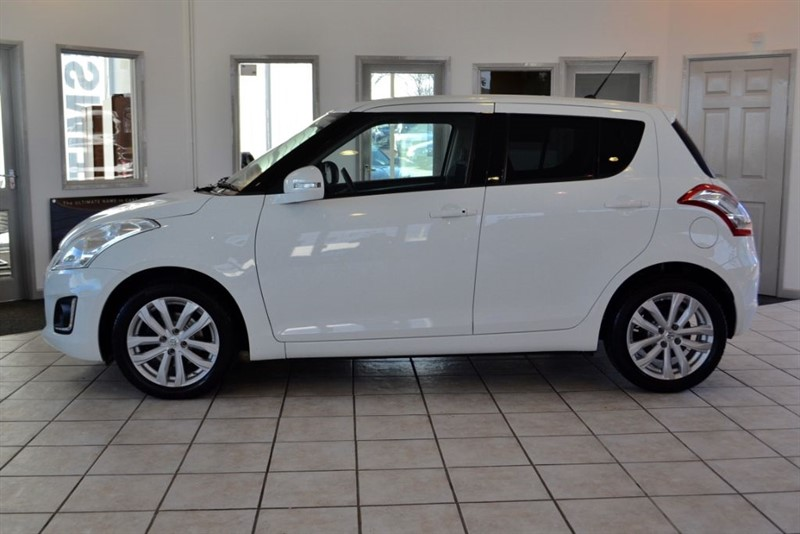 used Suzuki Swift 1.2 SZ4 AUTOMATIC ONE OWNER WITH ONLY 6000 MILES  in forest-of-dean-gloucestershire