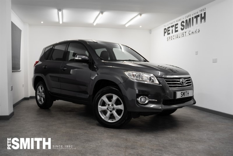 used Toyota RAV4 2.0 XT-R AWD AUTO 5 DOOR JUST ARRIVED RARE PETROL AUTO 2010/60 in forest-of-dean-gloucestershire