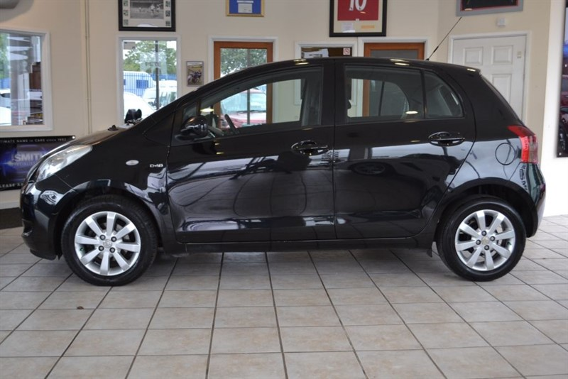 used Toyota Yaris 1.4 TR D-4D COMPLETE WITH FULL SERVICE HISTORY in forest-of-dean-gloucestershire