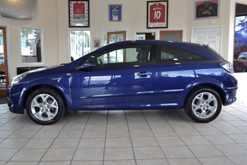 used Vauxhall Astra 1.7 SXI CDTI WITH SERVICE HISTORY in forest-of-dean-gloucestershire