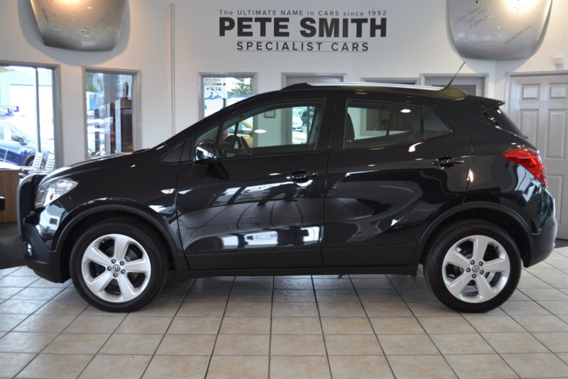 used Vauxhall Mokka 1.7 EXCLUSIV CDTI S/S 2014/63 in forest-of-dean-gloucestershire