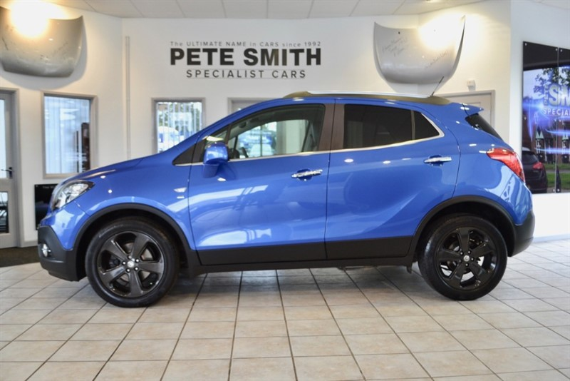 used Vauxhall Mokka 1.7 SE CDTI S/S  5 DOOR HATCHBACK JUST THE ONE OWNER FROM NEW 2013/13 in forest-of-dean-gloucestershire