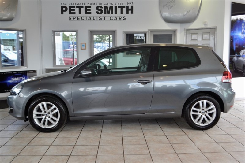 used VW Golf 2.0 GT TDI BLUEMOTION TECHNOLOGY FULL BLACK LEATHER  2012/12 in forest-of-dean-gloucestershire