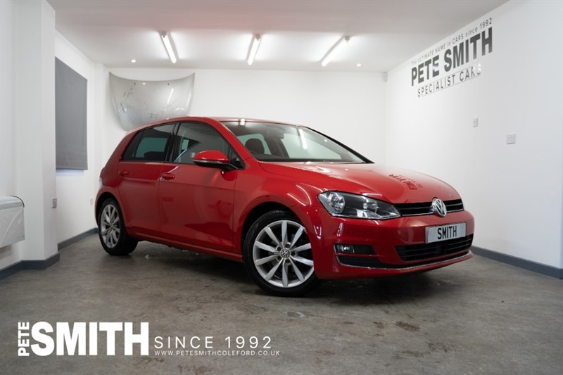 used VW Golf 2.0 GT TDI BLUEMOTION TECHNOLOGY DSG AUTO  40000 MILES JUST ARRIVED RESERVED FOR ADAM 2013/63 in forest-of-dean-gloucestershire