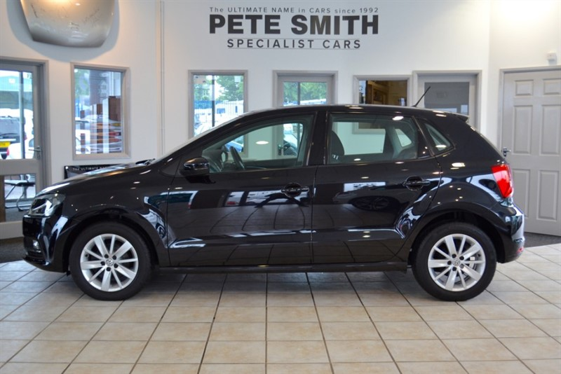 used VW Polo 1.2 SE 2014/64 ONLY 14000 MILES in forest-of-dean-gloucestershire
