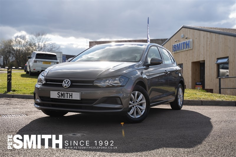 used VW Polo 1.0 SE TSI 5 DOOR ONE OWNER JUST ARRIVED 2018/18 in forest-of-dean-gloucestershire