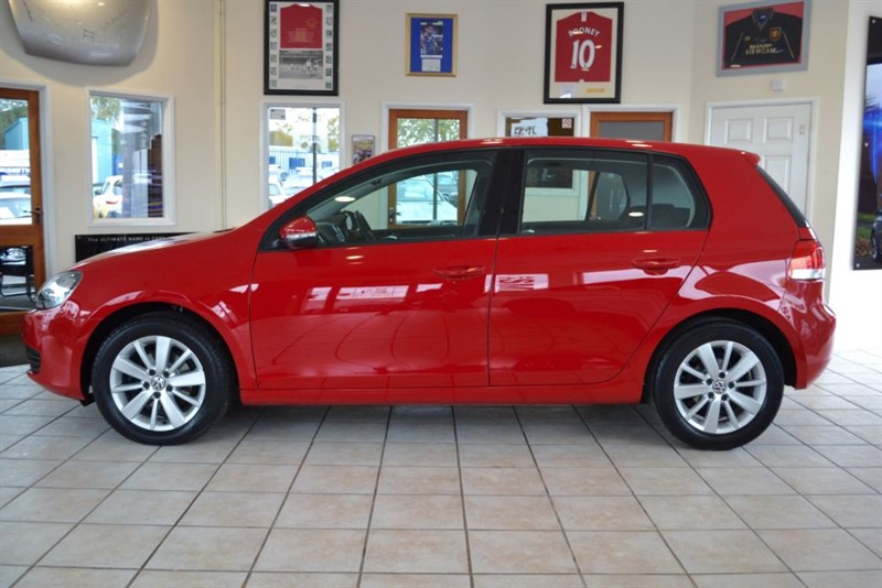 used VW Golf 1.6 MATCH TDI BLUEMOTION TECHNOLOGY in forest-of-dean-gloucestershire