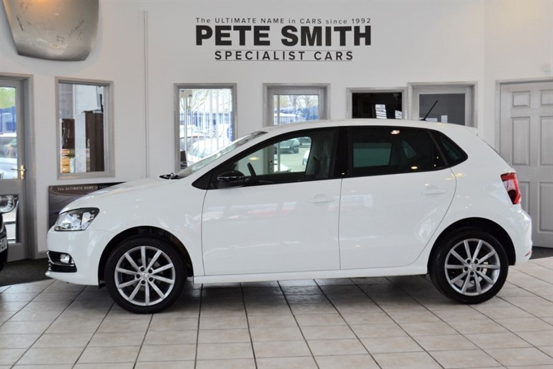 used VW Polo 1.0 SE DESIGN 2015/15 in forest-of-dean-gloucestershire