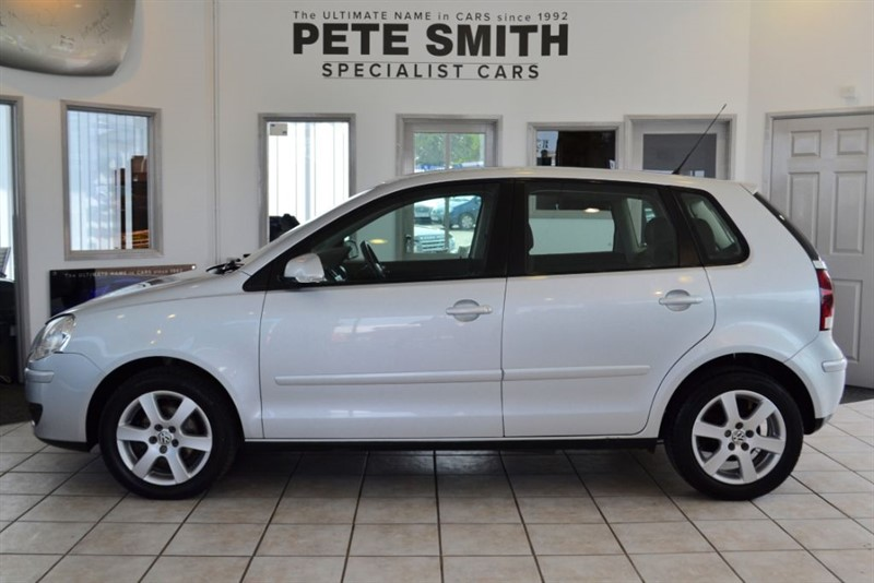 used VW Polo 1.2 MATCH 5 DOOR HATCHBACK in forest-of-dean-gloucestershire