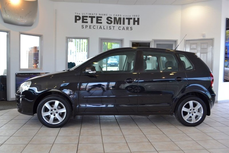 used VW Polo 1.2 MATCH 5 DOOR HATCHBACK WITH FULL VW SERVICE HISTORY 2008/08 in forest-of-dean-gloucestershire